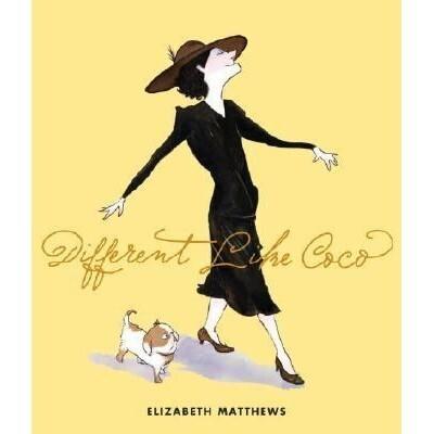DIFFERENT LIKE COCO - Elizabeth Matthews -
